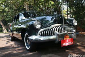 Buick Super 1949 Bung Karno, Masih Keren Lho..