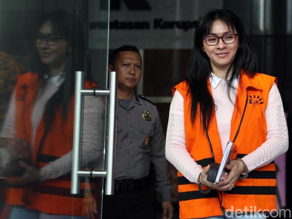Eks Bupati Talaud Dieksekusi ke Lapas Anak Wanita Tangerang