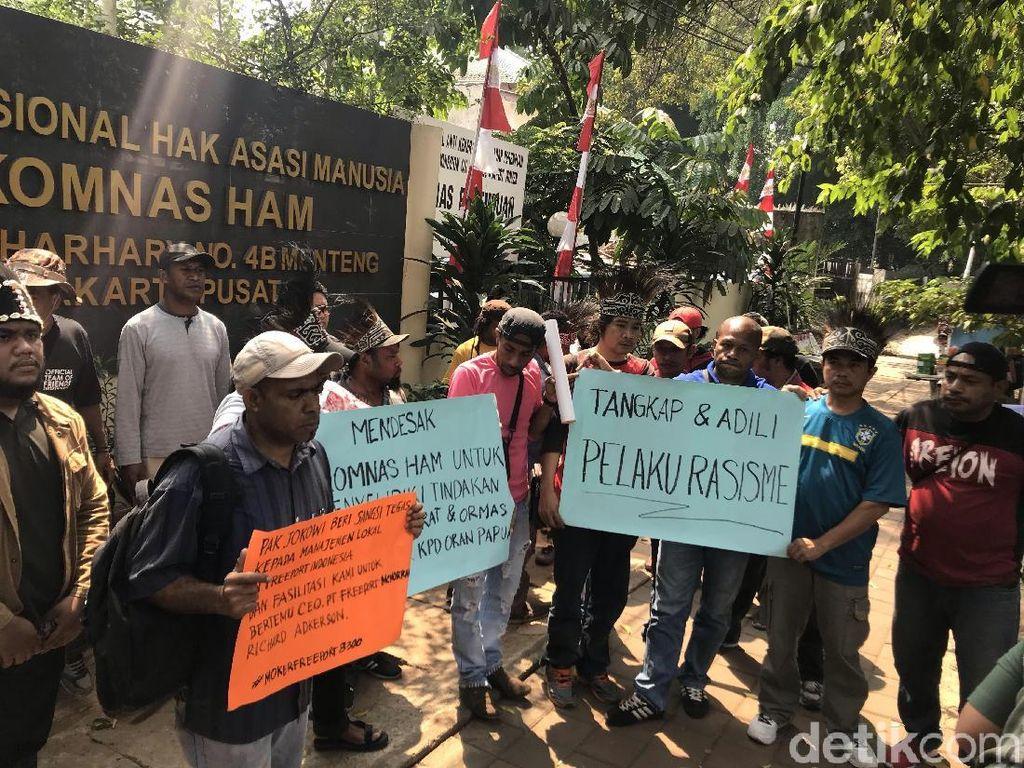 Komnas HAM Didesak Selidiki Dugaan Rasisme di Asrama Papua Surabaya