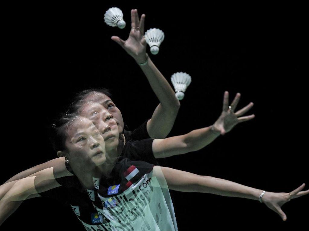 Di Fuzhou China Open, Gregoria dan Fitriani Harus Fokus, Fokus, Fokus!