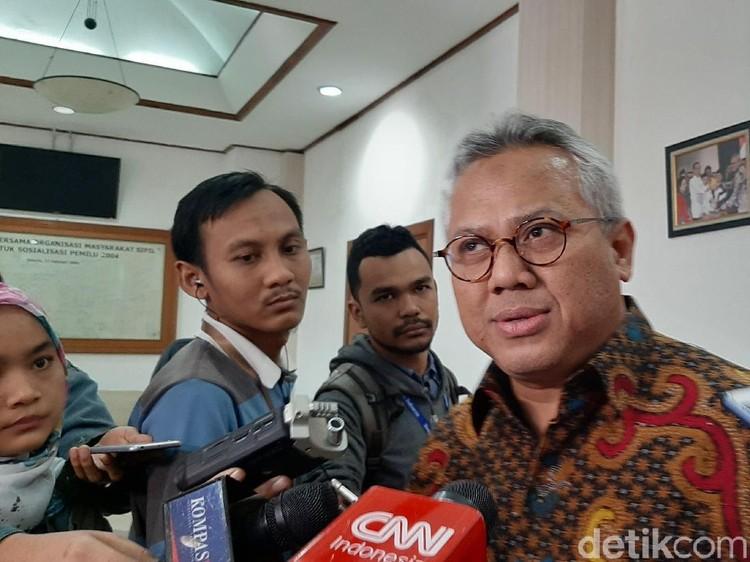KPU Targetkan Penetapan Caleg DPR Terpilih Bulan Ini