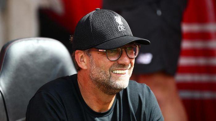 Juergen Klopp membawa Liverpool juara Liga Champions dan Piala Super Eropa. (Foto: Hannah McKay/Reuters)