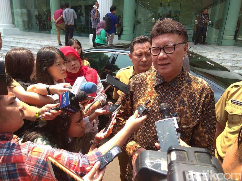 Bupati Lampung Utara Kena OTT, Mendagri Ingatkan soal Sumpah Jabatan