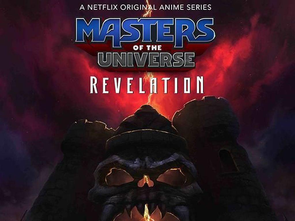He-Man and the Masters of the Universe Kembali ke Layar Kaca
