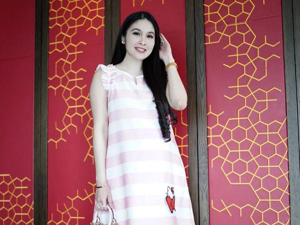 Sandra Dewi Ditinggal ART Gara-gara Kasih THR Kebanyakan