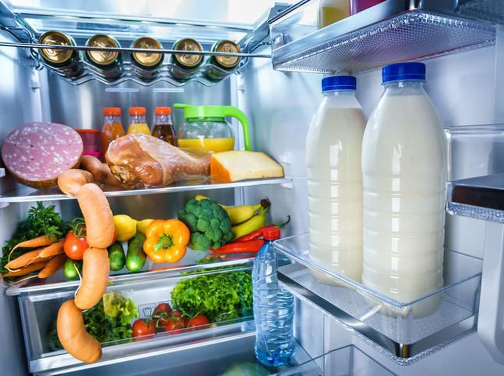 Waspada Banjir! 7 Makanan untuk Stok Musim Hujan Ini Harus Ada di Dapur