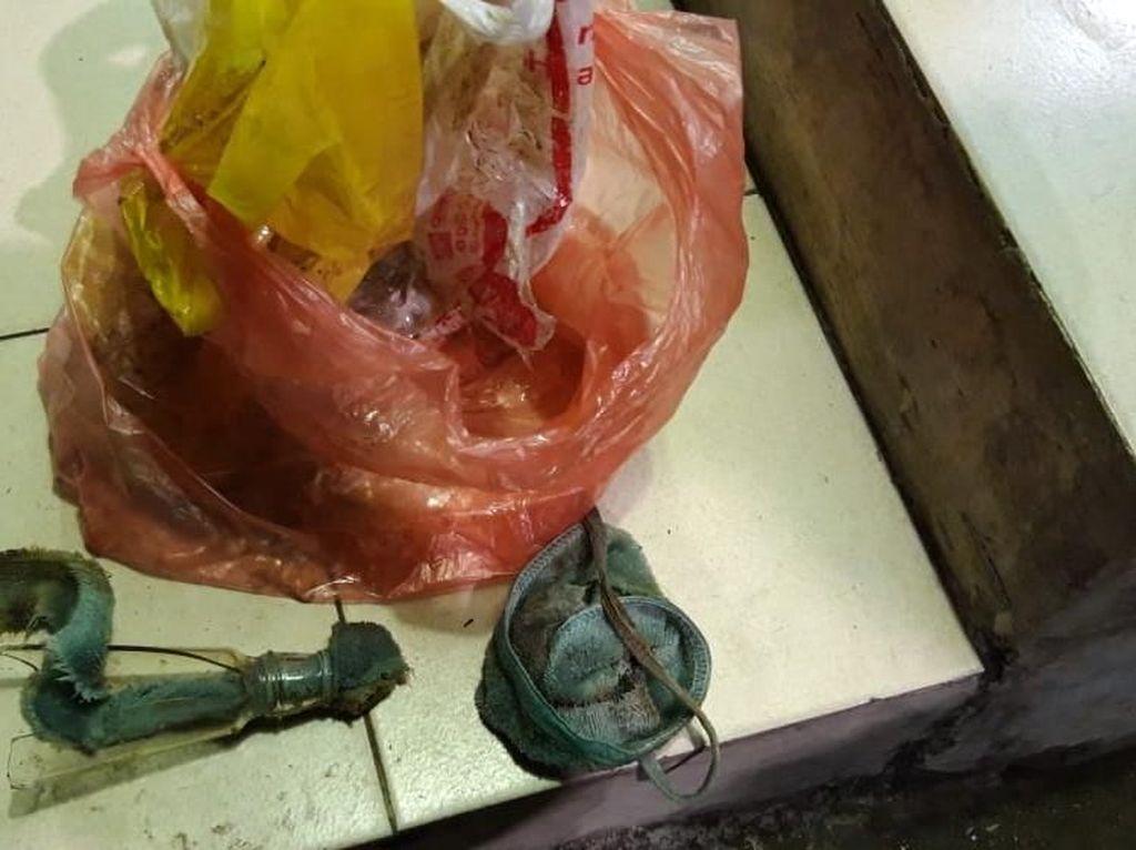 Polisi Sita Pecahan Botol Molotov yang Dilempar ke Kantor DPP Golkar