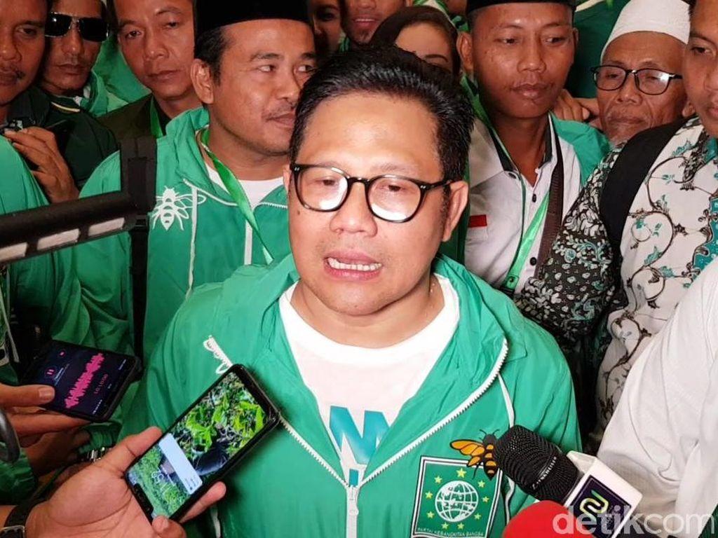 Cak Imin Jadi Wakil Ketua DPR dari PKB