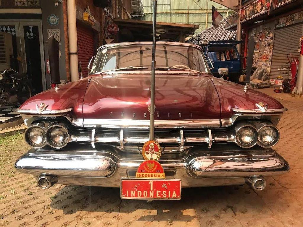 Cerita Mobil Dinas Sukarno yang Pernah Ditawar Pakai Cek Kosong