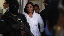Gelapkan Uang Negara Rp 10 M, Eks Ibu Negara Honduras Dibui 58 Tahun