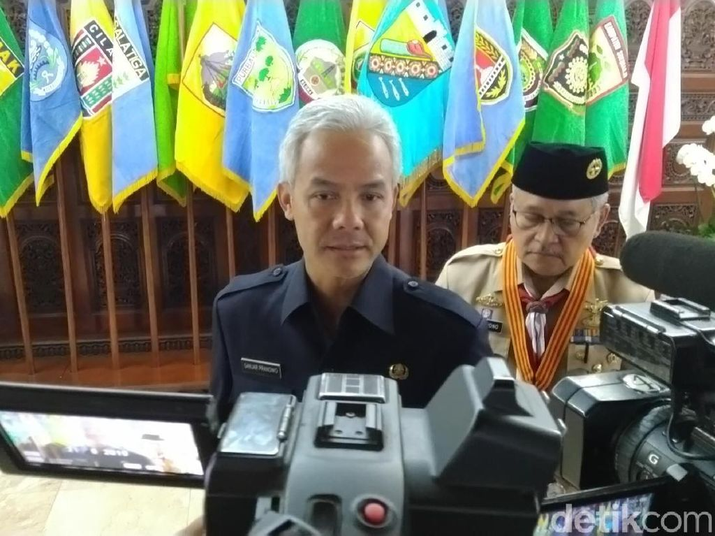 Gubernur Ganjar: Saya Dorong Djarum Tetap Lakukan Audisi