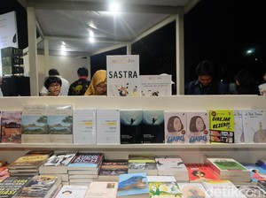 Pasar Buku Patjarmerah Kaget Sambangi M Bloc Space Jakarta