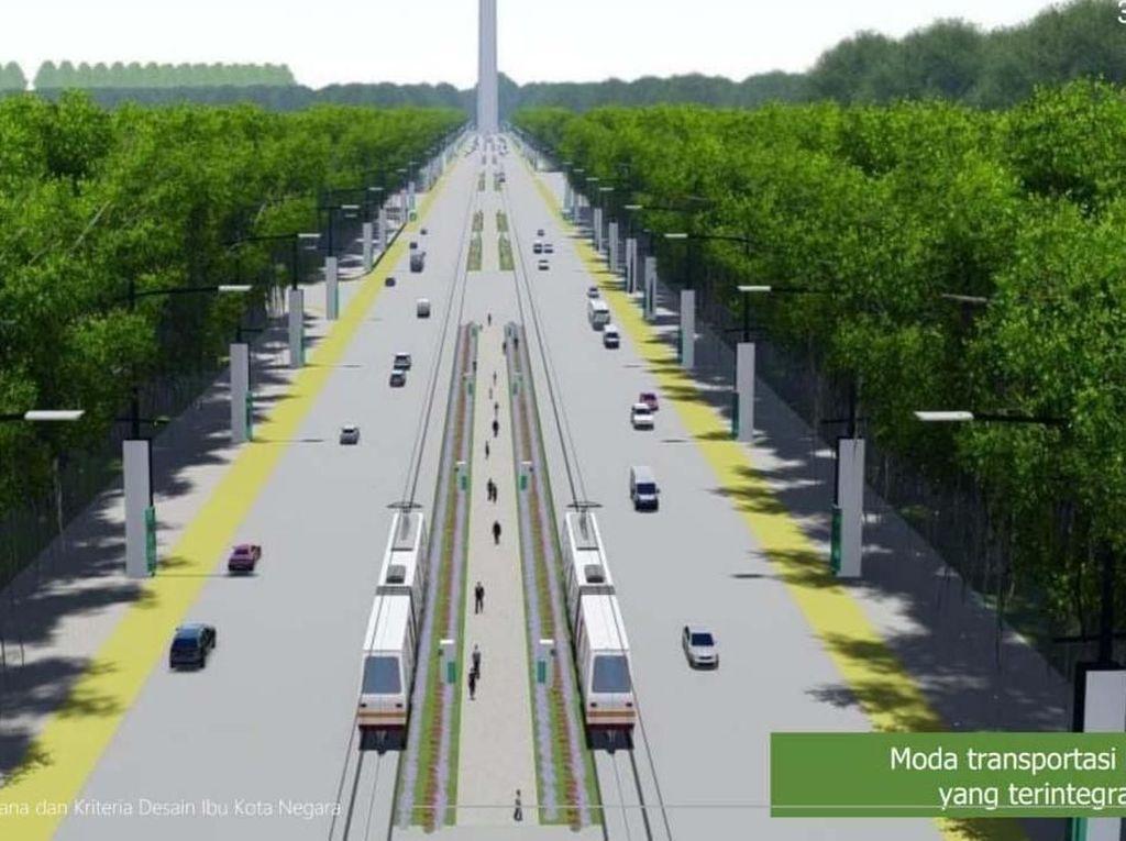 Kendaraan Elektrik Bakal Wira-wiri di Ibu Kota Baru, Listriknya Siap?