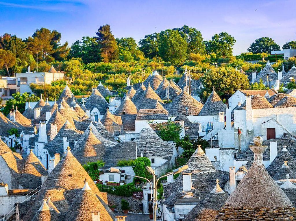 Foto: Desa Kurcaci yang Jadi Situs UNESCO