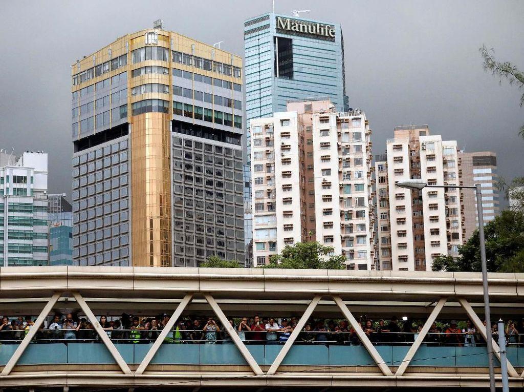 Airlangga Bicara Dampak Hong Kong dan Singapura yang Hadapi Resesi