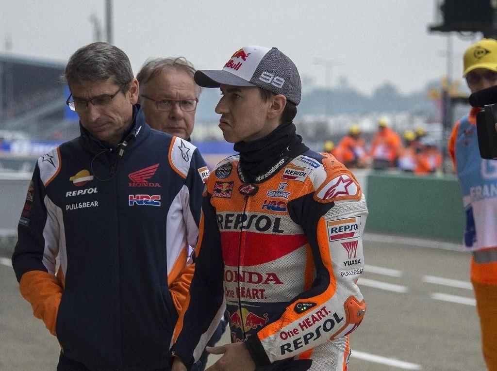 Biaggi: Honda Butuh Protagonis Seperti Lorenzo