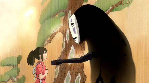 Film Spirited Away