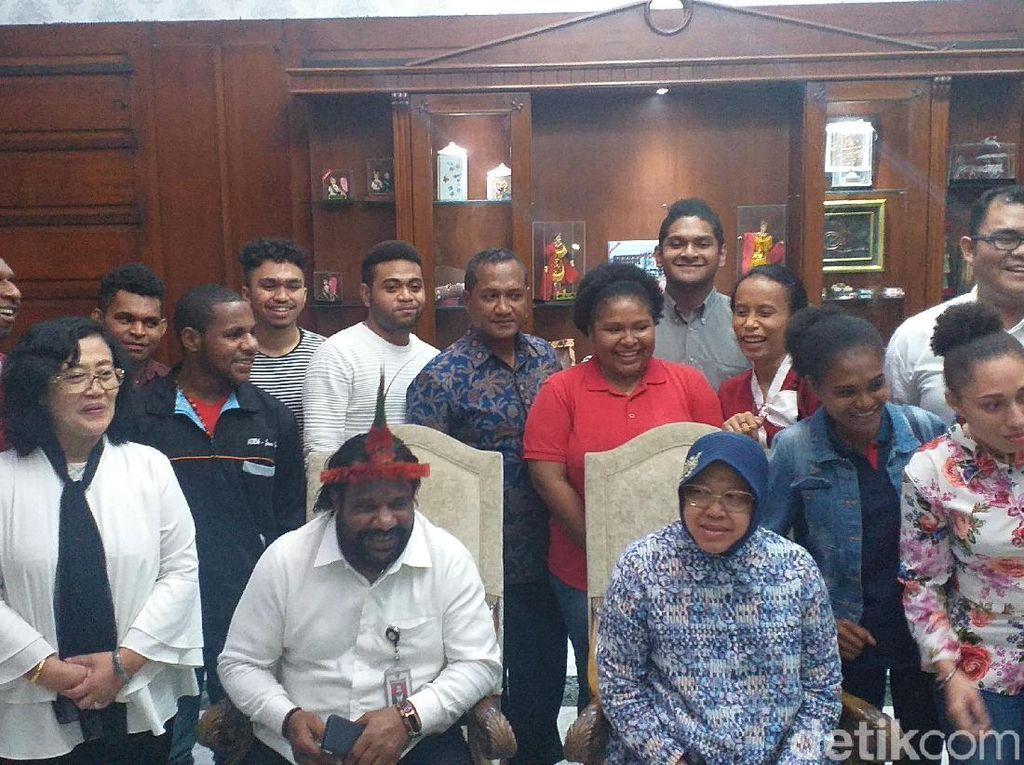 Risma: Indonesia Tidak Melupakan Papua