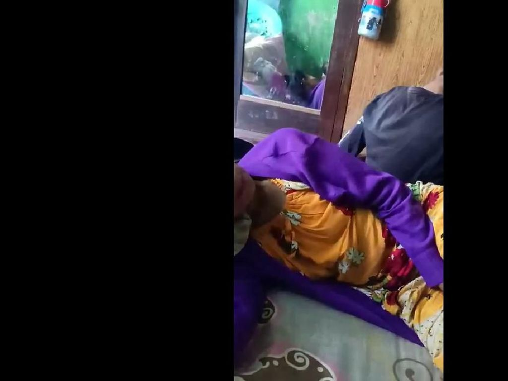 Viral di Medsos Video Anak Tendang Kepala Ibu Kandung
