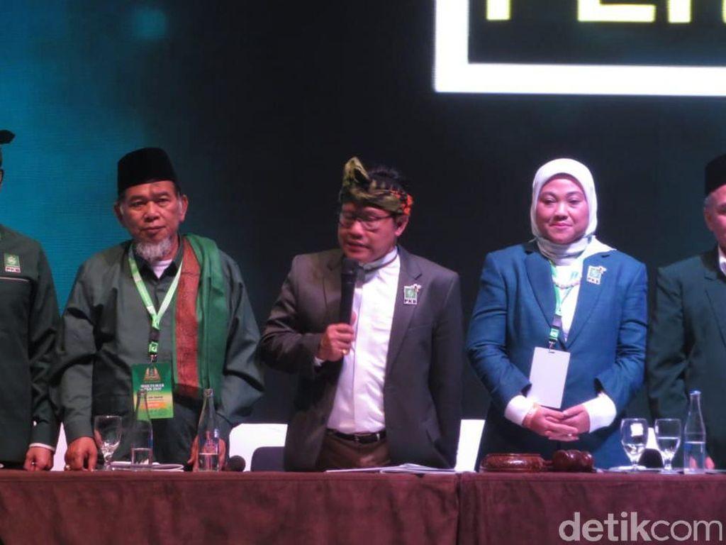 Video Cak Imin Terpilih Jadi Ketum PKB 2019 - 2024