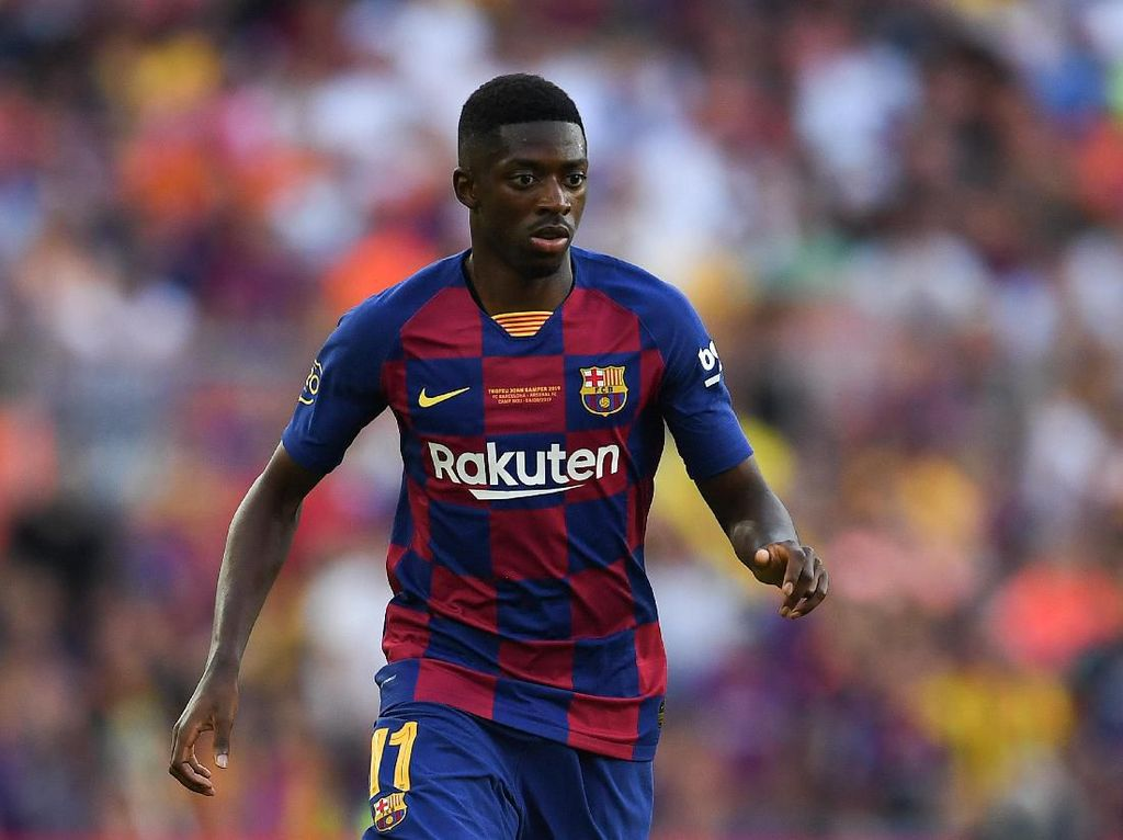 Kalau Mau Main Lagi untuk Barcelona, Dembele Tak Boleh Neko-Neko