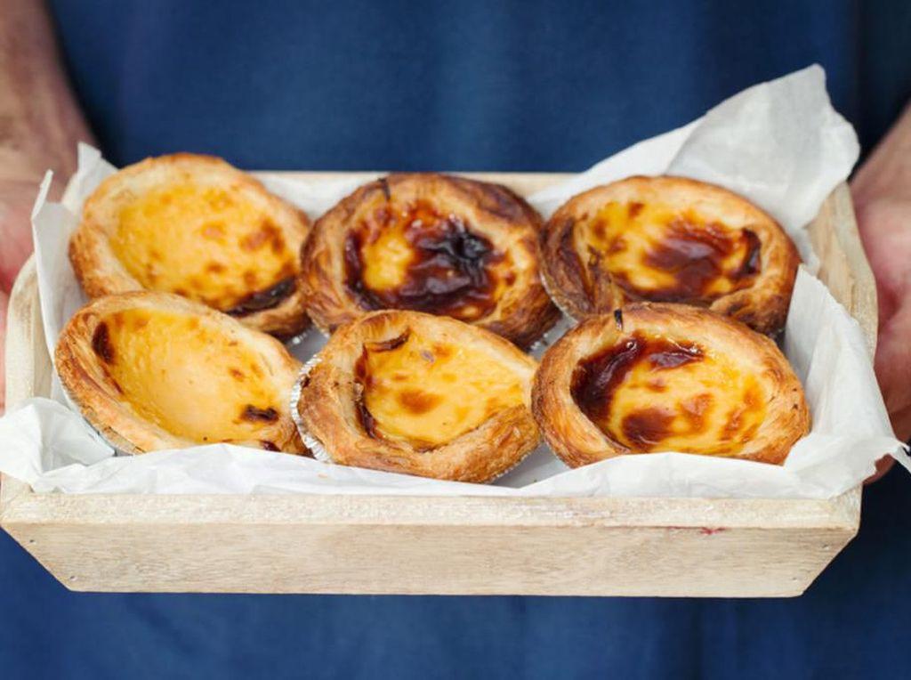 Churros hingga Egg Tart, Kue Spanyol dan Portugis yang Legit Enak