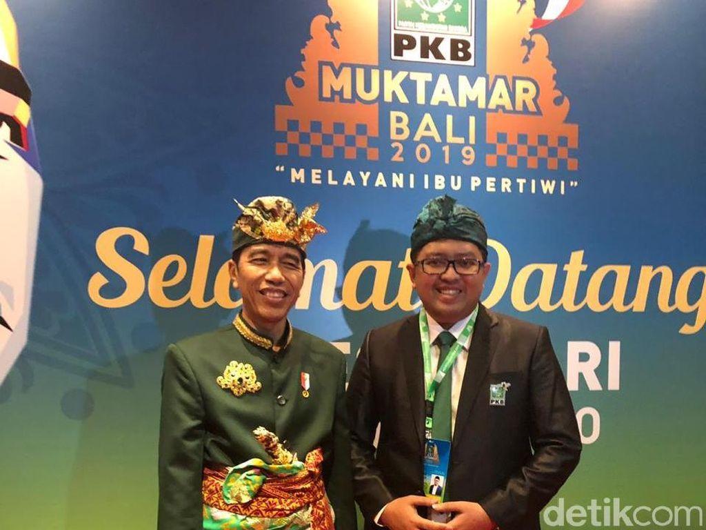 PKB Puji Pidato Jokowi di Muktamar: Menyatu dengan Gerak Kader