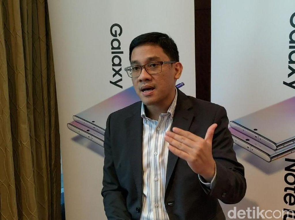Samsung: Kami Masih Nomor Satu di Indonesia