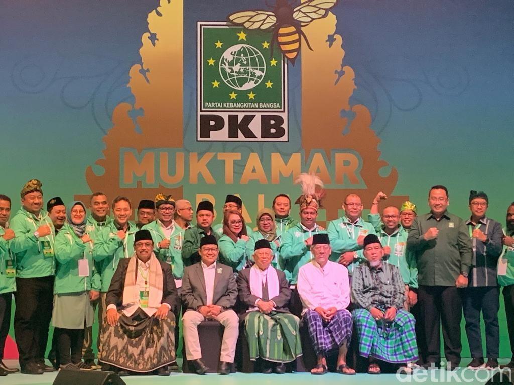 Masih Digodok Cak Imin, Susunan Pengurus Baru DPP PKB Diumumkan di Jakarta