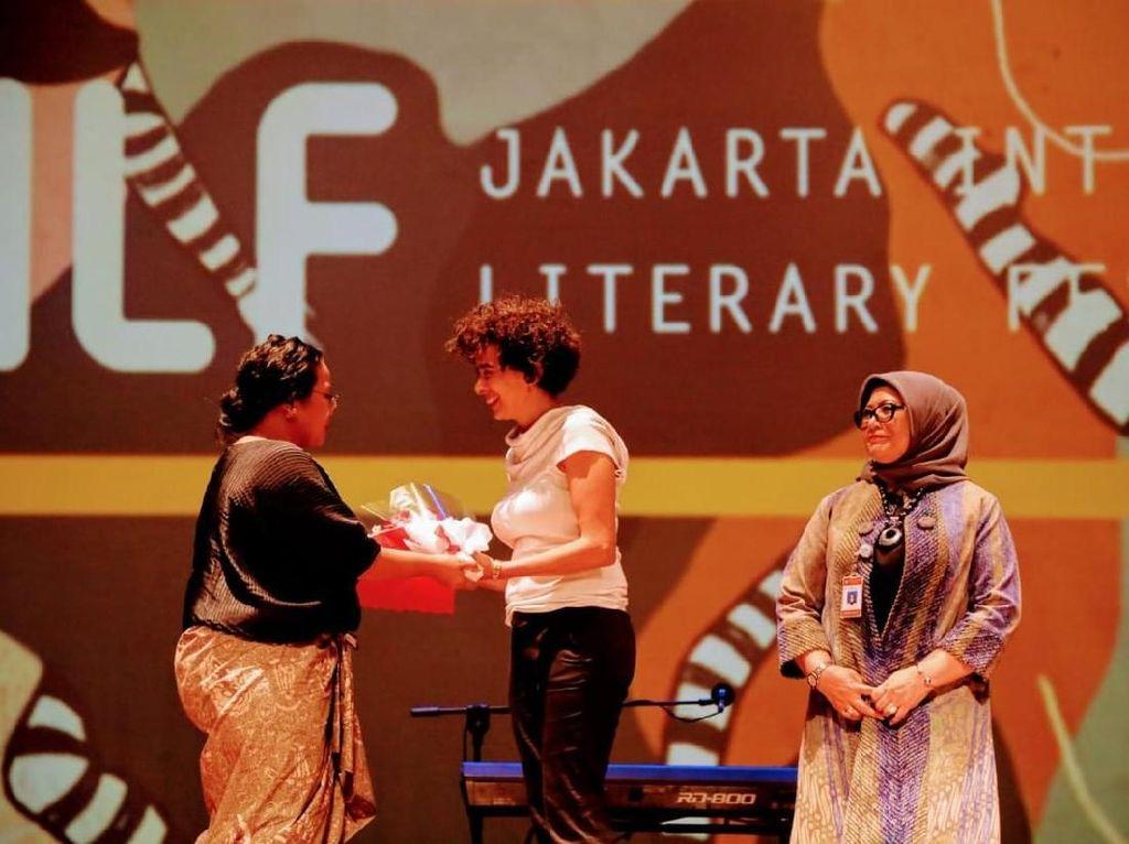 JILF Jadikan Jakarta Percampuran Diskusi Sastra Internasional