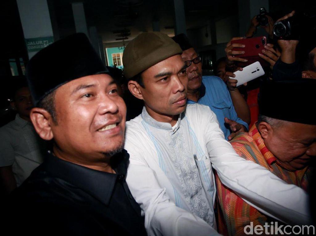 Ustaz Abdul Somad Sambangi MUI untuk Klarifikasi