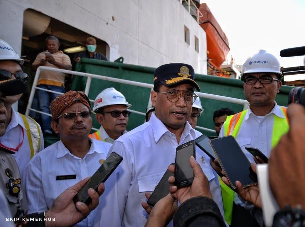 Tol Laut Dimonopoli Swasta Terjadi di Maluku