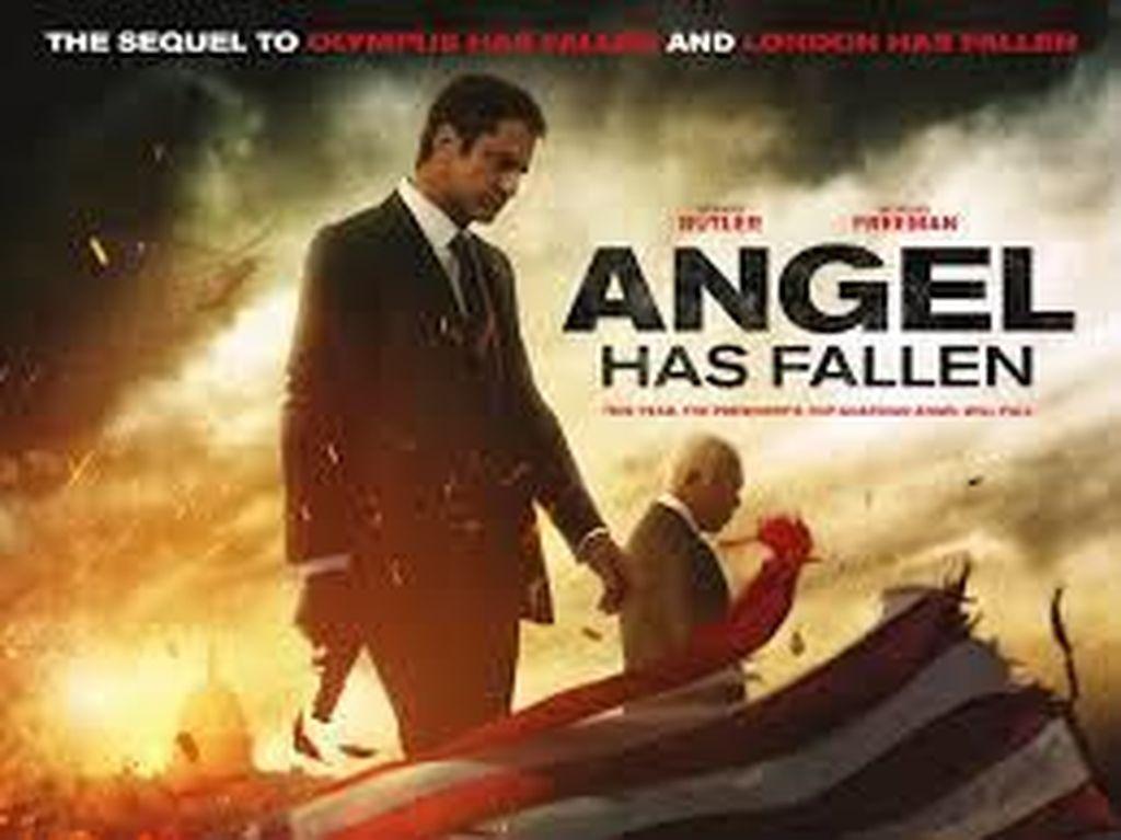 Angel Has Fallen Juara Box Office, The Lion King Naik Lagi