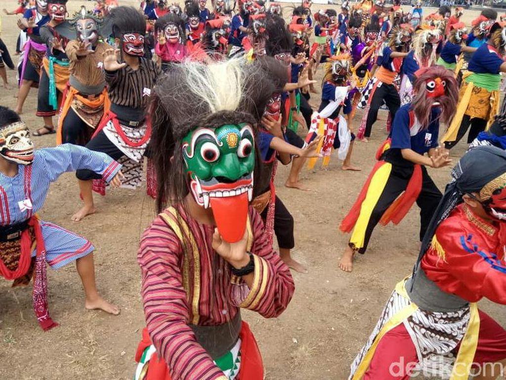 Tarian Pemikat Turis dari Kebumen