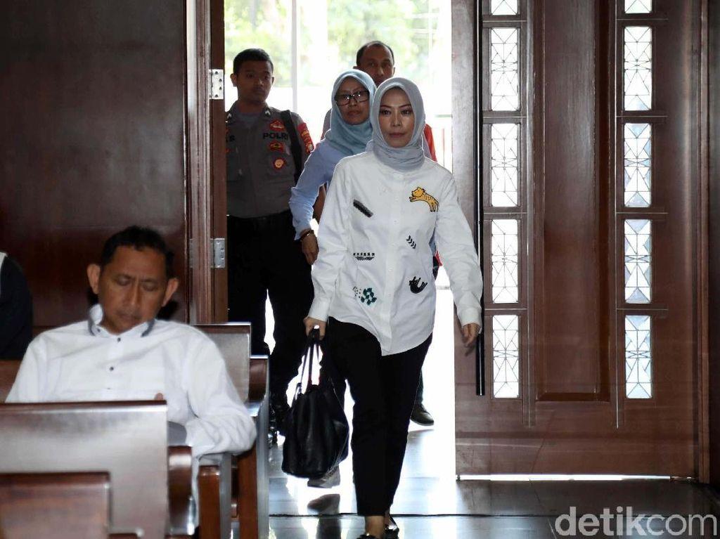 Terbukti Beri Suap ke Bowo Sidik, Asty Divonis 1,5 Tahun Penjara