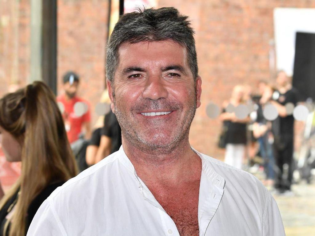 Simon Cowell Mengaku Sangat Takut Tertular COVID-19
