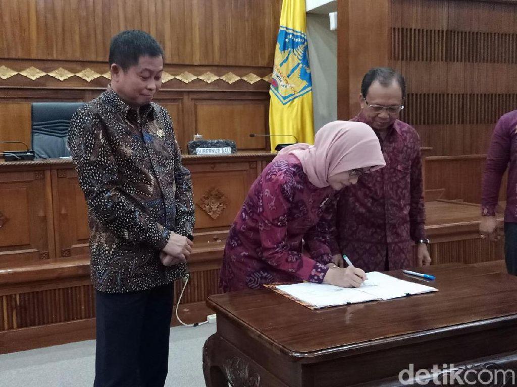 Bali Bakal Punya Politeknik Energi Baru Terbarukan