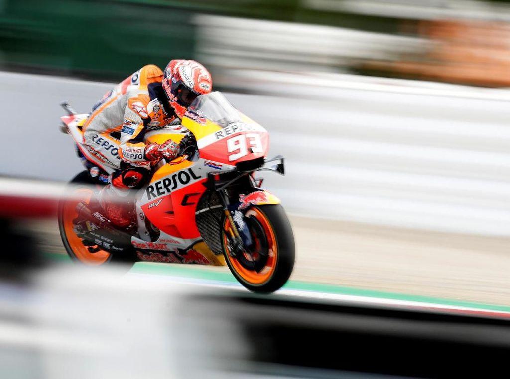 Unggul Jauh, Marquez Diyakini Akan Kunci Gelar Juara di Thailand