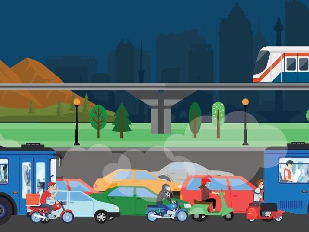 Ibu Kota Baru Pakai Transportasi Listrik, Listriknya Siap Pak Menhub?