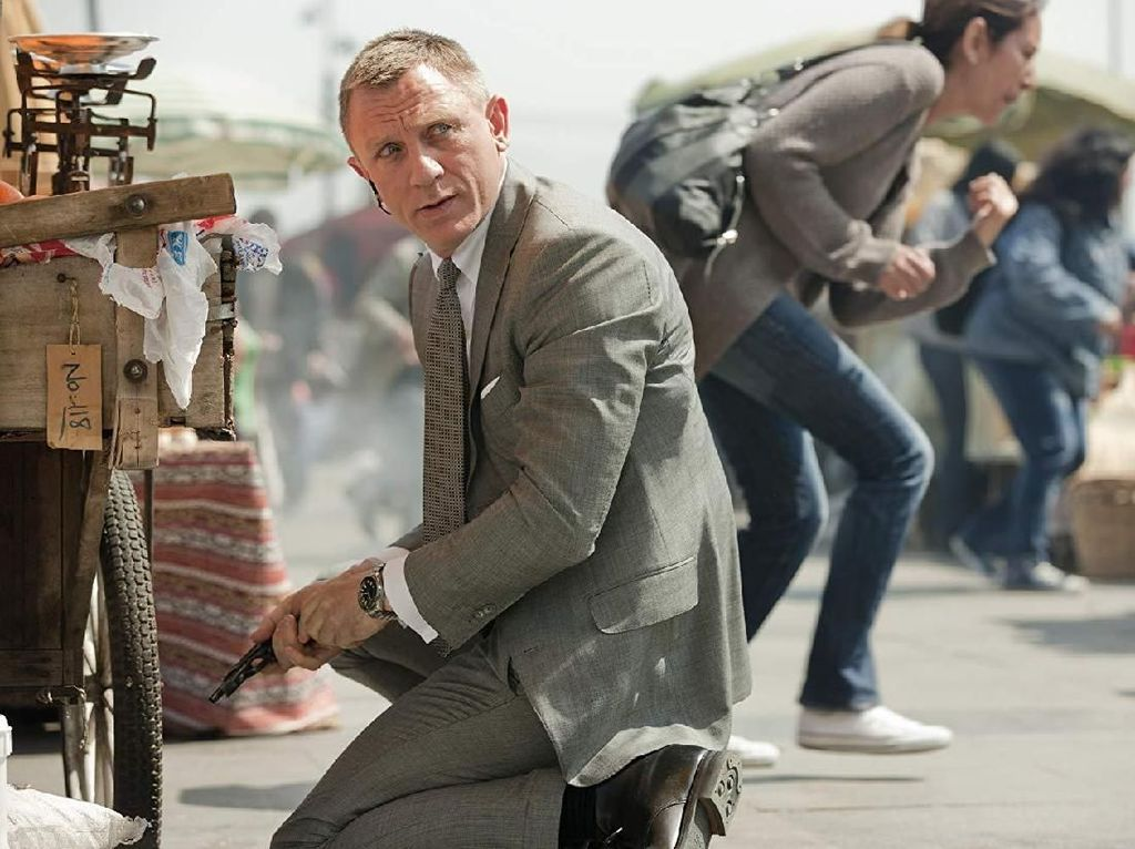 10 Film Agen Rahasia Terbaik, Nyesel Kalau Nggak Nonton