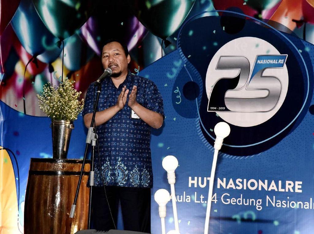 25 Tahun NasionalRe untuk Indonesia