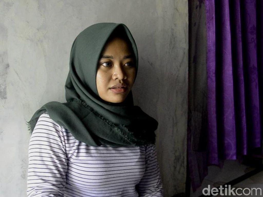 Jago Silat, Gadis Ini Lumpuhkan Penjambret Ponselnya