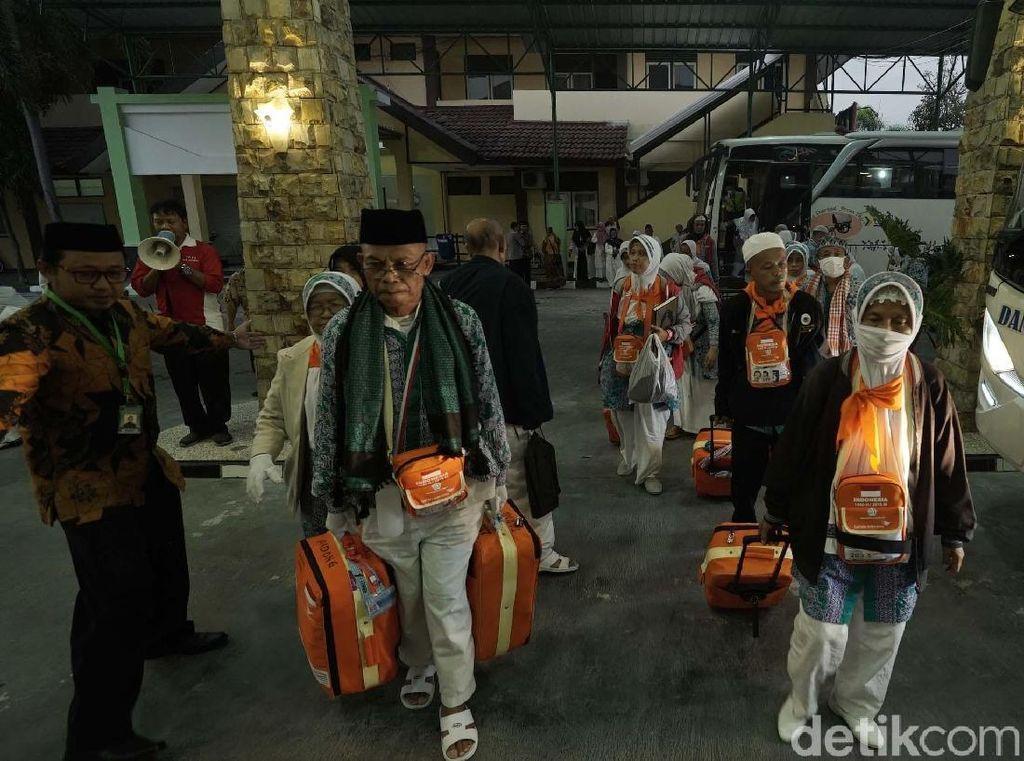 Jemaah Haji Debarkasi Solo yang Wafat Bertambah Jadi 42 Orang