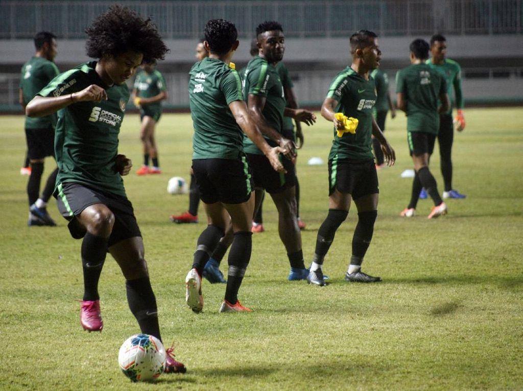 Kekalahan Kakak Senior, Motivasi Timnas U-19 Kalahkan Iran