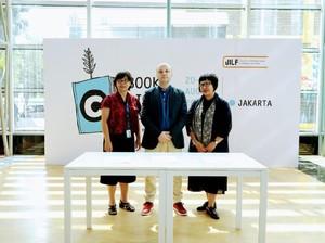 Novel Ayu Tami dan A Fuadi Terjual Hak Ciptanya ke Penerbit Macedonia