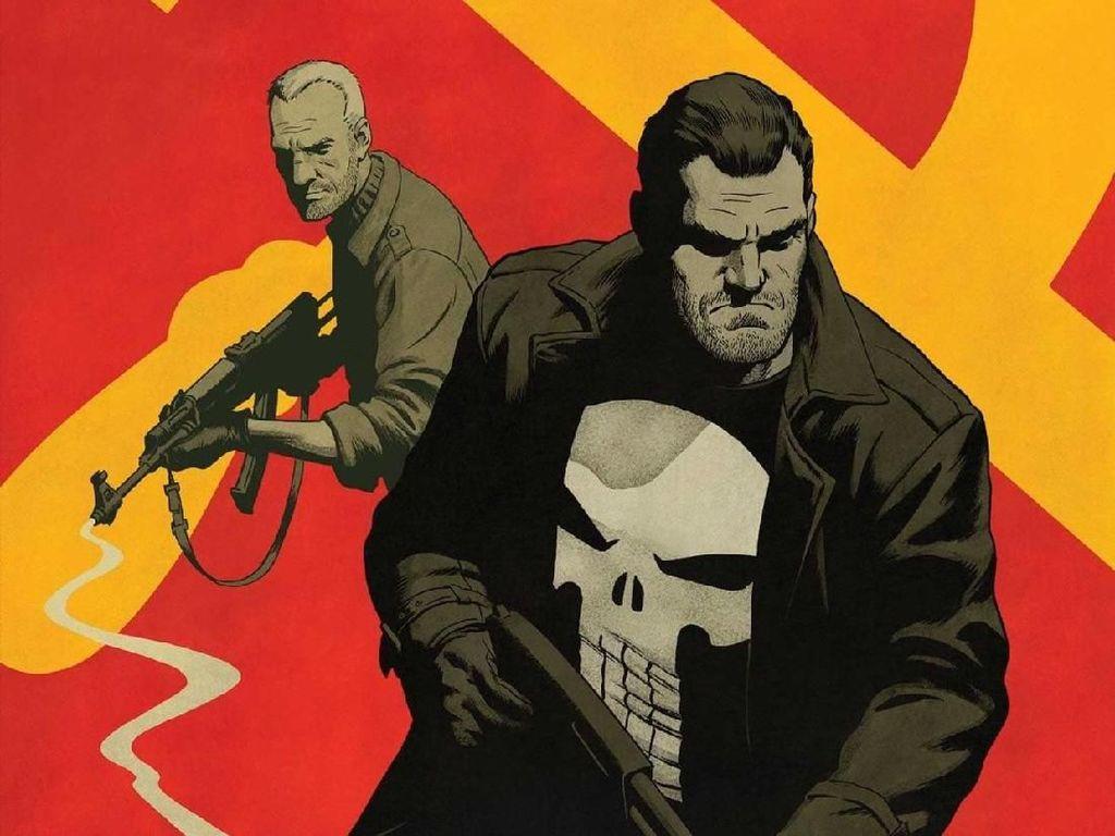 Komik Punisher Akan Terbit Lebih Banyak Lagi di Marvel