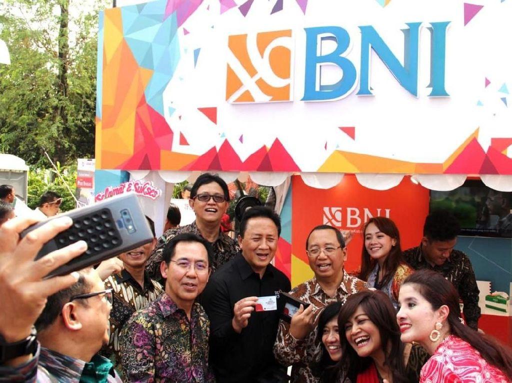 BNI Jadi Partner Kemensetneg di Festival Indonesia Maju