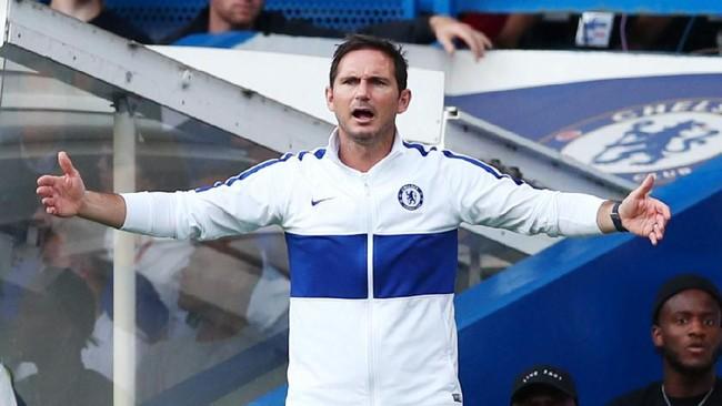 Dengan Keterbatasan, Chelsea Tertantang di Liga Champions