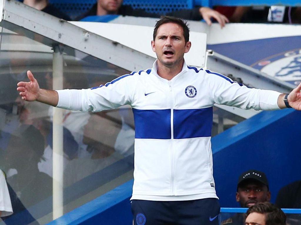 Lampard Berharap Fans Chelsea Bisa Terus Sabar