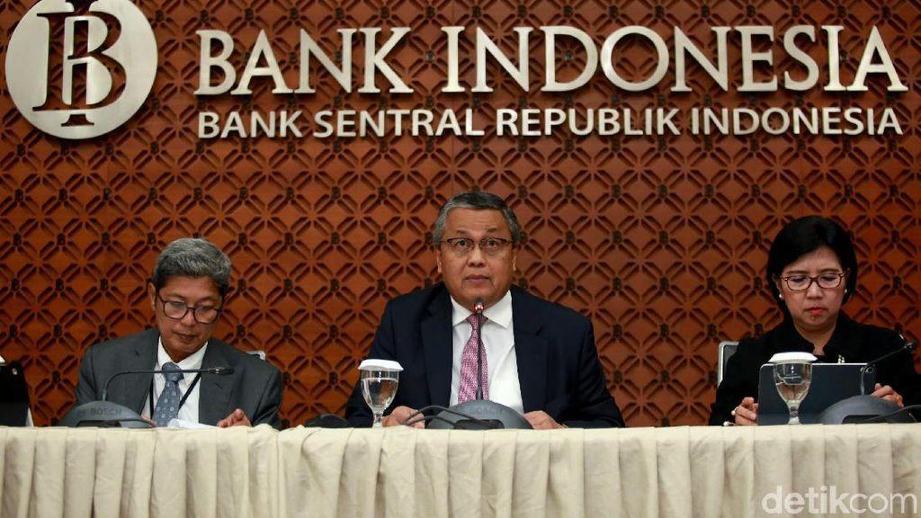 Bunga Acuan Bank Indonesia Turun Lagi, Kini 5,5%